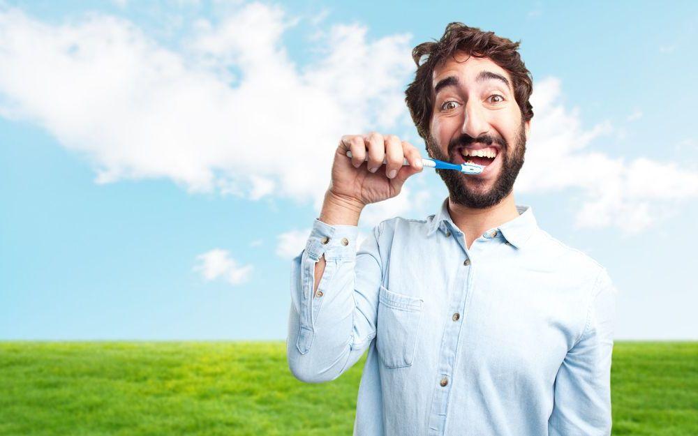 Натуральные и органические средства для зубов