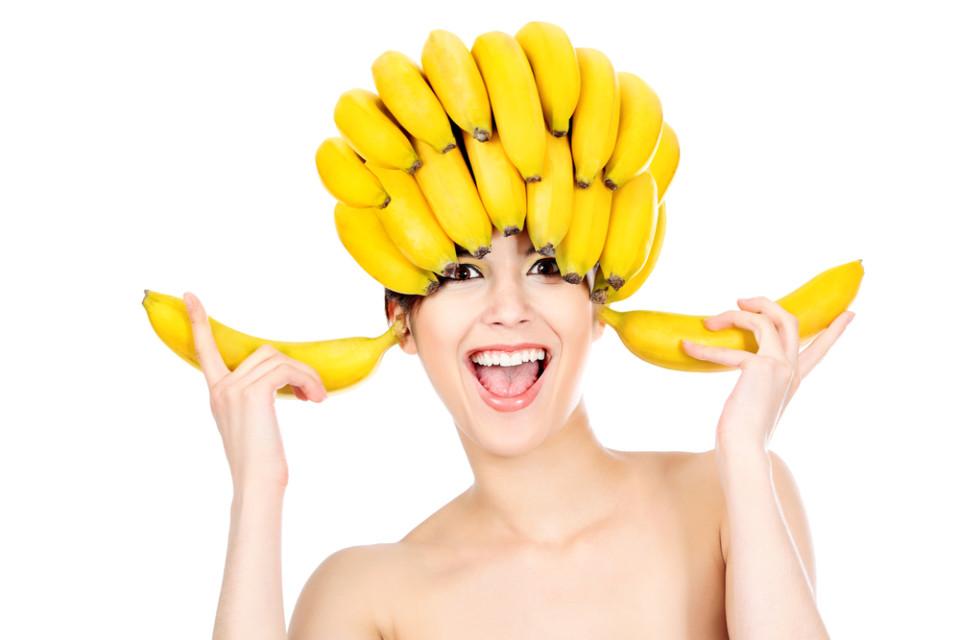 happy banana
