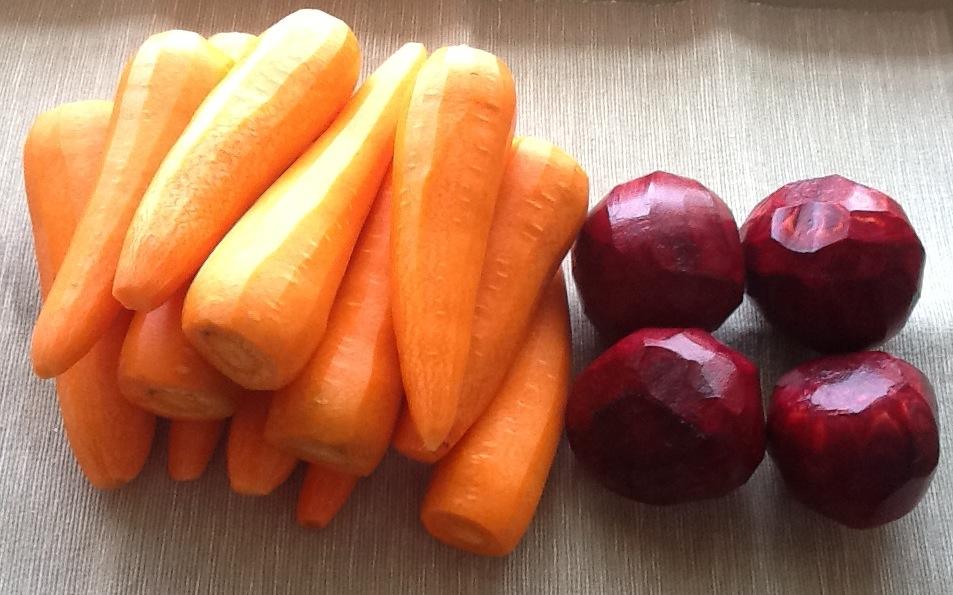 овощи для сока