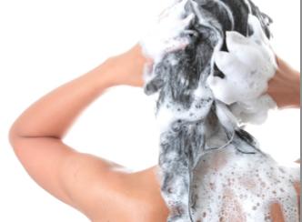 shampoo head