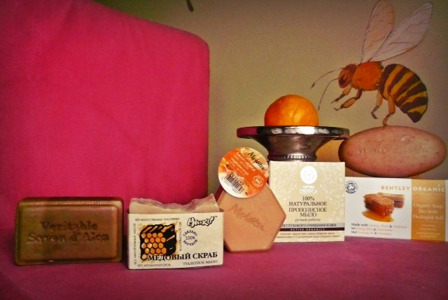 honey soap revizia group light