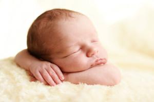 newborn funny