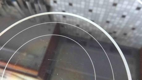 ПОСЛЕ: Стеклокерамическая варочная поверхность