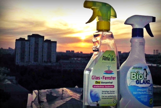 window cleaners almawin bio glanz