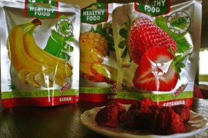 healthy food chips