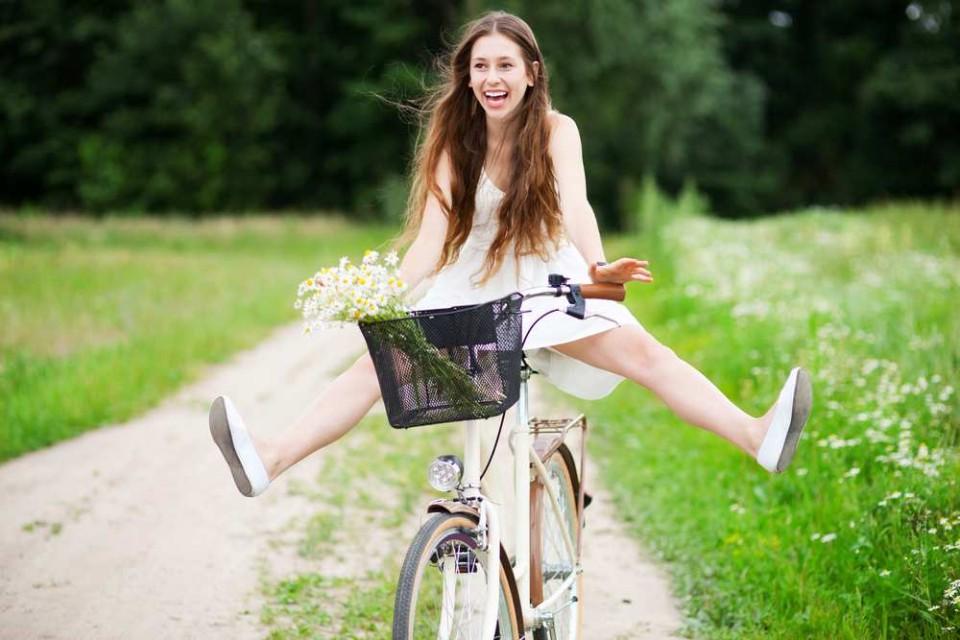 ноги велосипед натуральные средства эпиляция