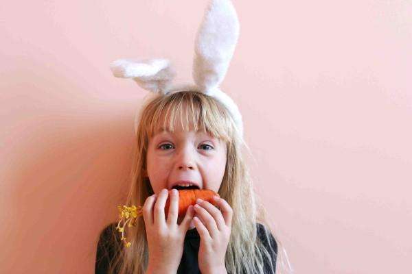 заяц и морковка лр