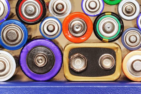 batteries lr