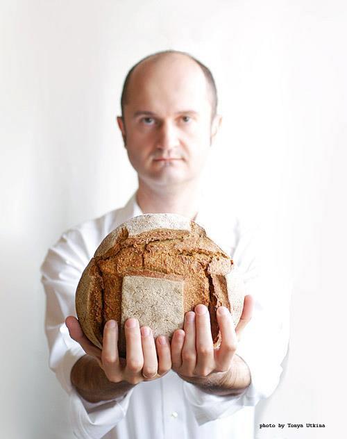 Андрей Уткин и его хлеб
