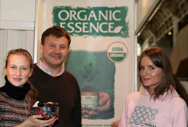Команда представителей Organic Essense в России