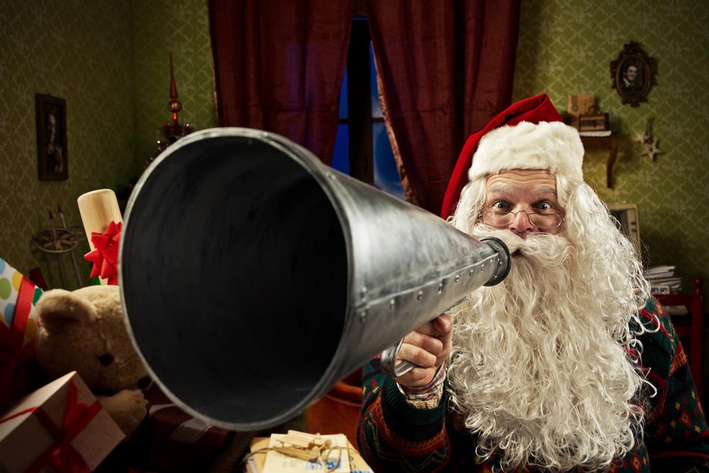 Santa Claus news