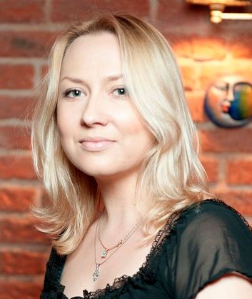 Елизавета Безносенко, главный технолог Organic Colour Systems