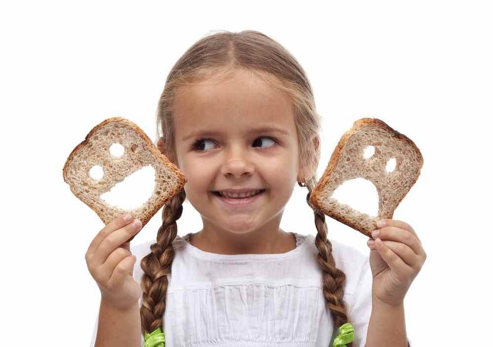 Bread child small
