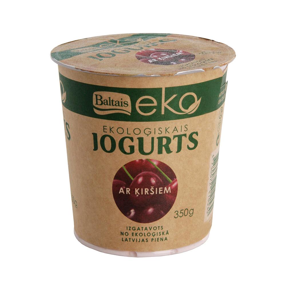 Yogurt Baltais eco