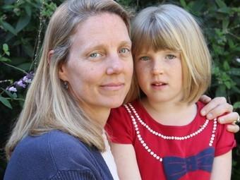 Биохимик Кэтрин Рид с дочерью, фото: Fox News