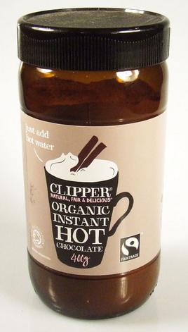 Clipper cocoa