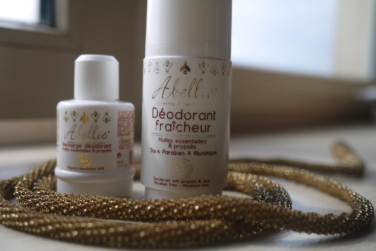 Abellie deodorant