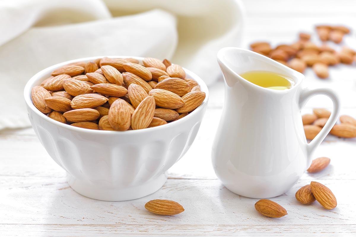almond stress