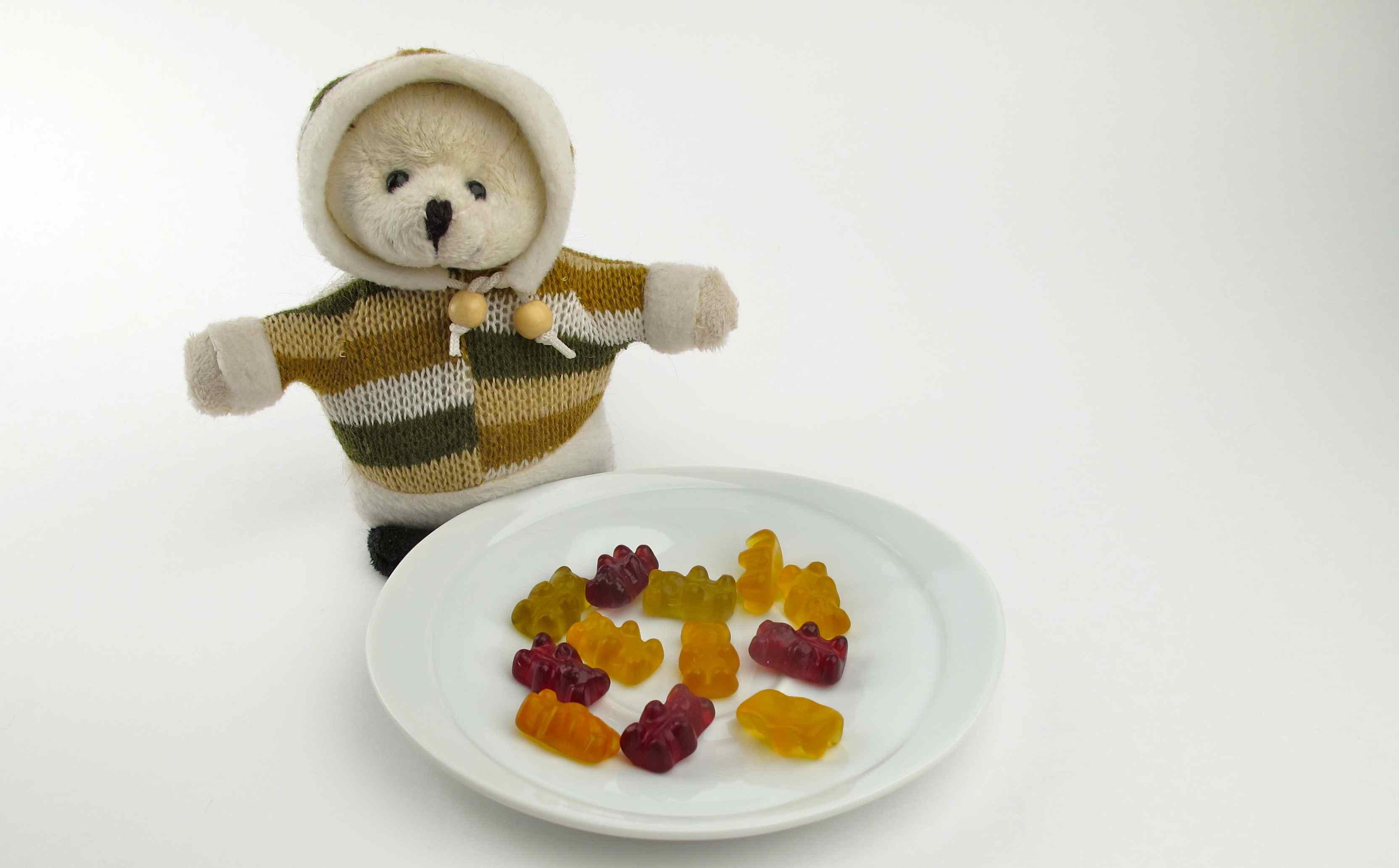 Marmelade bears Octaviy