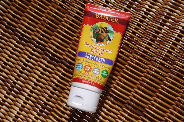 badger sunscreen