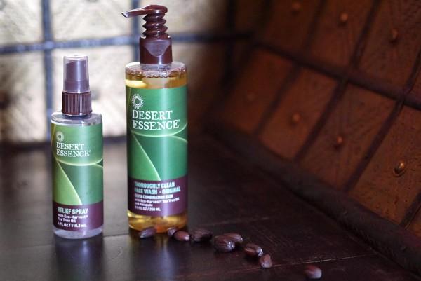 desert essence tea tree oil