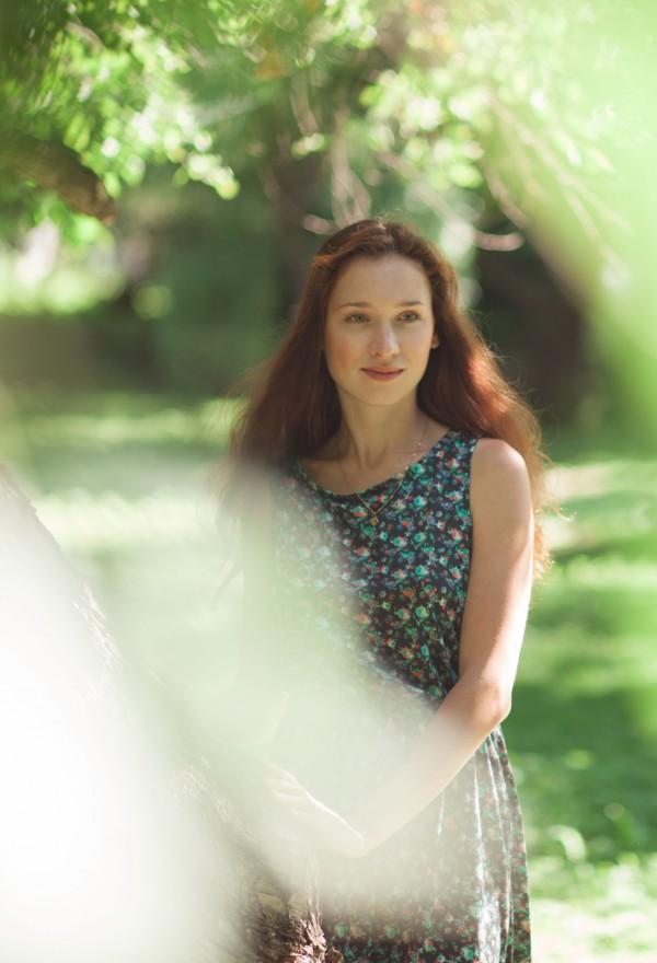 """Дарья Орлова, ведущая колонки """"Екатеринбург. Био-сфера города"""""""