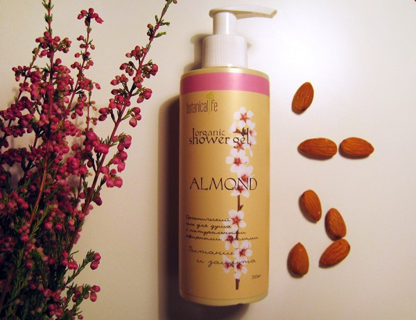 BotanicaLife Almond gel dush