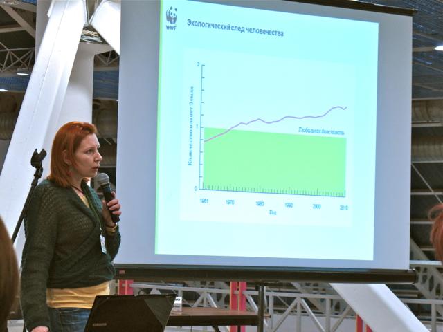 Retail conference EcoGorodExpo 2014 5