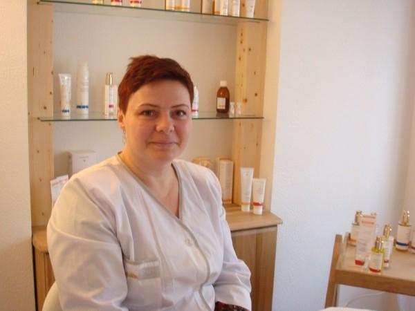 Лариса, косметолог марки Dr.Hauschka