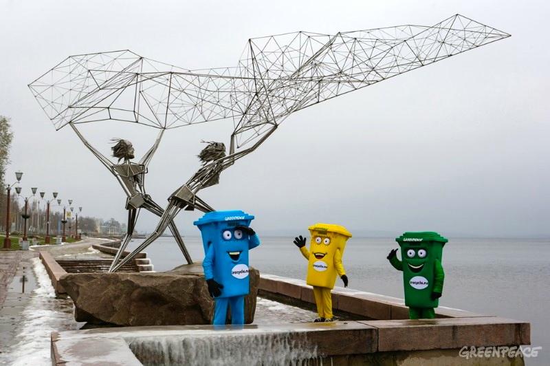 RSO musor Petrozavodsk Greenpeace