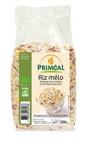 Primeal rise mix melo