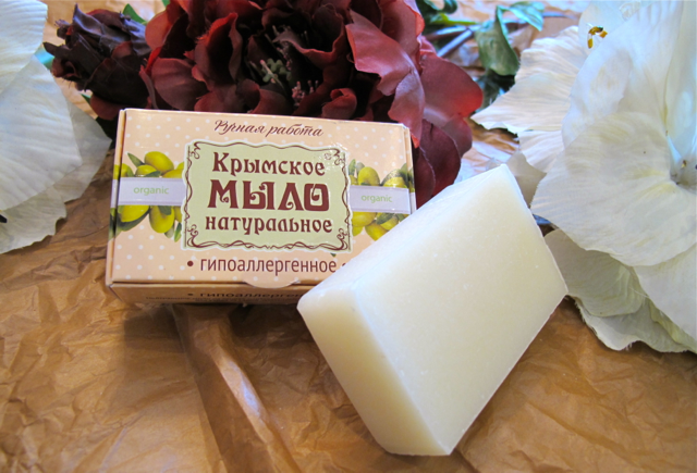 Russian natural soap 2