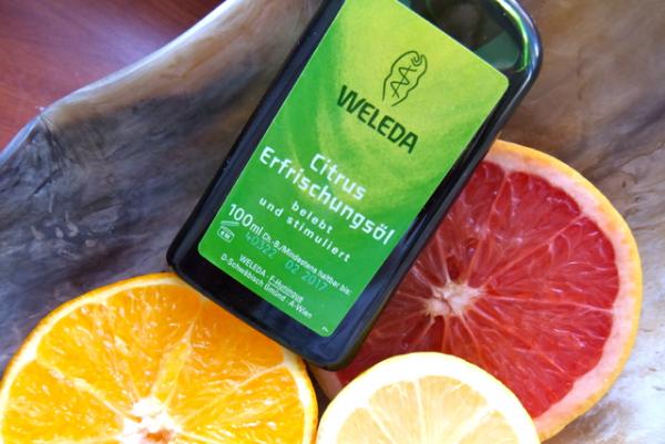 Weleda citrus oil 1