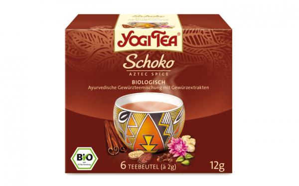 Yogi Tea Schoko