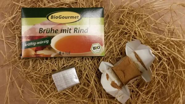 biogourmet soup cubes