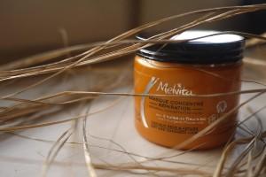 melvita hair mask
