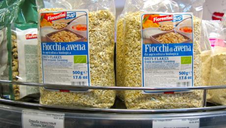 Органическая овсянка Fiorentini Bio