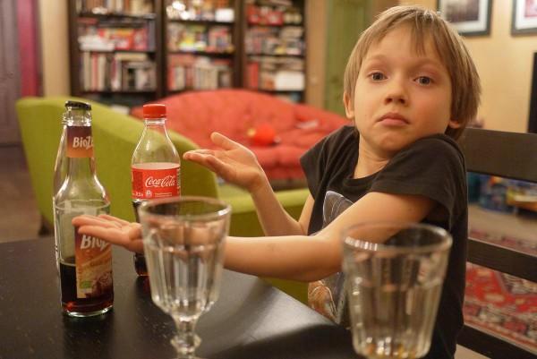 cola test 2