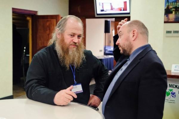слева: Алексей Филиппович Дон, фермер