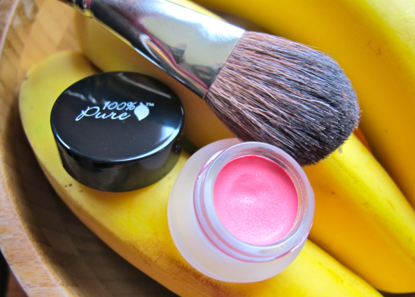 100Pure cream blush rumiana
