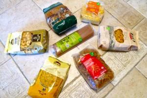 Organic pasta packed 01