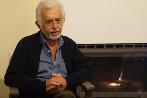 Герасимос Карантинос, основатель сельхозкооператива биопроизводителей Bio Net West Hellas