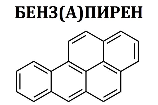 Benzapyrene Benzapiren