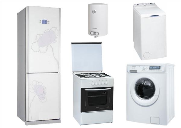 bytovaya tehnika fridge washer oven house