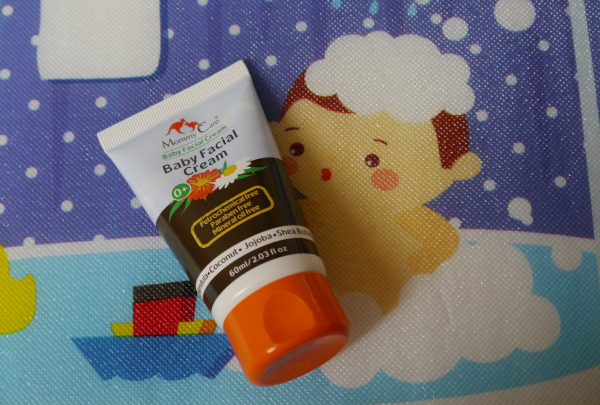 mommy care baby face cream 2