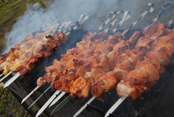 shashlik meat