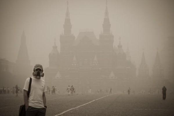 smog moscow