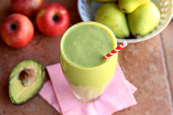 Apple-Pear-Smoothie-Banana-Free-Paleo-4