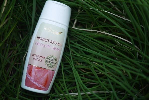 saflora breast cream