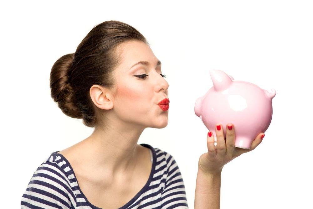 Piggy bank cheap save money